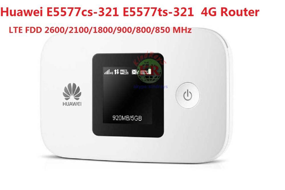 все цены на  Unlocked Huawei E5577 4G Router e5577s-321 Mobile Hotspot Wireless Router e5577s-321 wifi pocket  PK e5770 e5377 e5573 e5172  онлайн