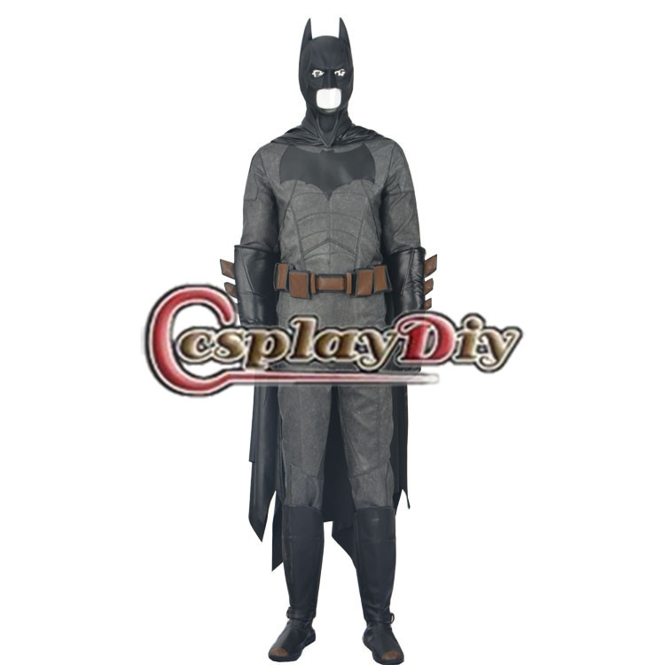 Cosplaydiy  Dawn of Justice Cosplay Costume Adult Men's Halloween Carnival Cosplay Outfit