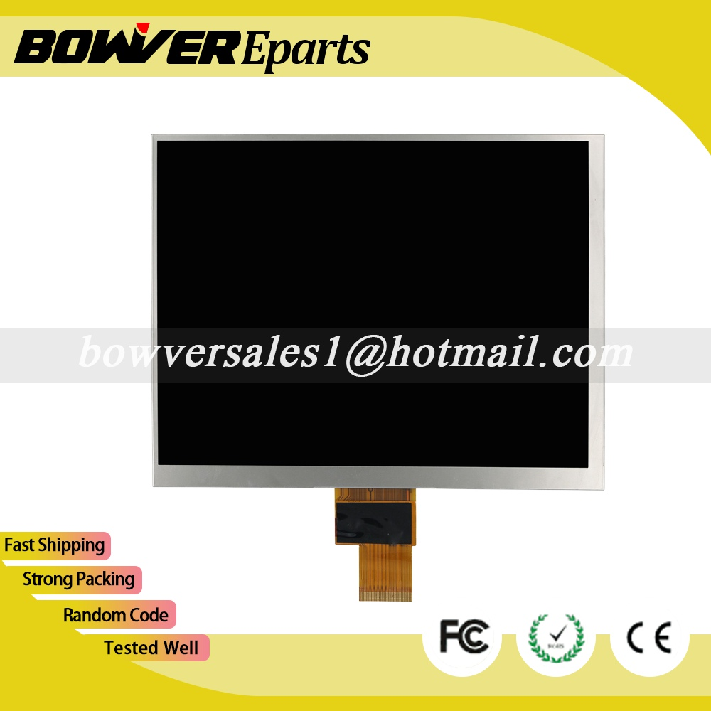A+ 8inch LCD Screen HJ080IA-01E M1-A1 32001395-00 IPS LCD screen for CUBE U9GT3-3 Tablet Display 174X136mm