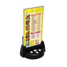 10 шт YCALL гарантия 1 год Беспроводной Ресторан вызова официанта Услуги звонок Системы Таблица звуковой сигнал и пуговицы с антенной K-G4