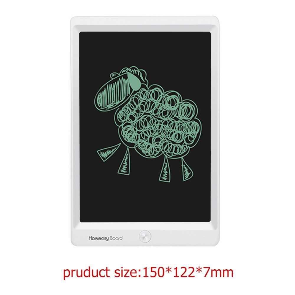 Tableta Digital de escritura LCD de 8,5 pulgadas, almohadilla de escritura a mano, tablero gráfico electrónico portátil para tableta de envío directo de negocios