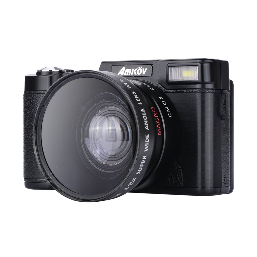 Оригинальный cdr2 24 мегапикселя 1080 P HD Mini цифровой Камера 4 раза цифровой зум Камера с TFT Дисплей Красота автоспуск Функция