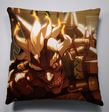 Anime Manga Watchman Pioneer Pillow 40x40cm Case Cover Seat Bedding Cushion 020