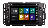 7 Car DVD player with GPS(opt),audio Radio stereo,BT/TV CANBUS,car multimedia for GMC Yukon/Tahoe 2007 2008 2009 2010 2011 2012