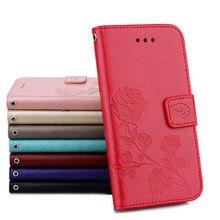 Para Samsung Galaxy J1 J3 J5 J7 2016 J120 J310 J106 J510 J710 teléfono caso Tarjeta de bolsillo flip de lujo de cubierta funda de cuero PU coque