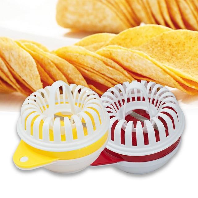 Casa FAI DA TE Al Forno a microonde Potato Chips Maker Torrefazione ...