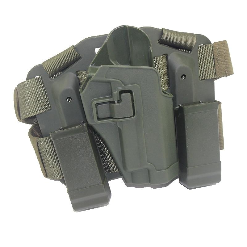 ⊰P226 pistola airsoft combat Tactical pierna de la gota holster CQC ...