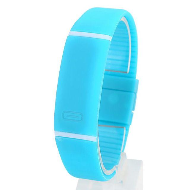 Digital watch led watch men relogio masculino relogio feminino erkek kol saati w