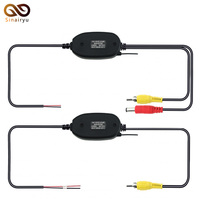 Sinairyu 2 4Ghz Wireless Camera Video Transmitter And Receiver For Car Rear View Camera And Car