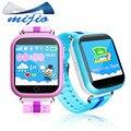 Bebê inteligente relógio do telefone Q750 Q100 WI-FI tela sensível ao toque de Chamada SOS Dispositivo de localização GPS tracker for Kids Seguro PK Q50 Q90 crianças relógio