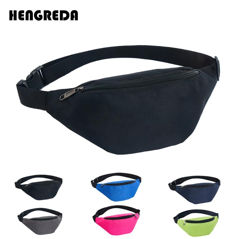 11d4b296242b Women Fanny Pack 2018 Waist Bag Belt Bag Hengreda Travel Hip Bum Pocket  600D Waterproof Festival Party Sling Chest Daypack
