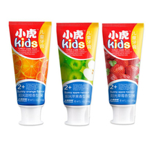 Children Toothpaste Glister Toothpaste Kids Tooth Whitening Teeth Paste Safe To Swallow Fruit Flavor Protect Mouth Gums