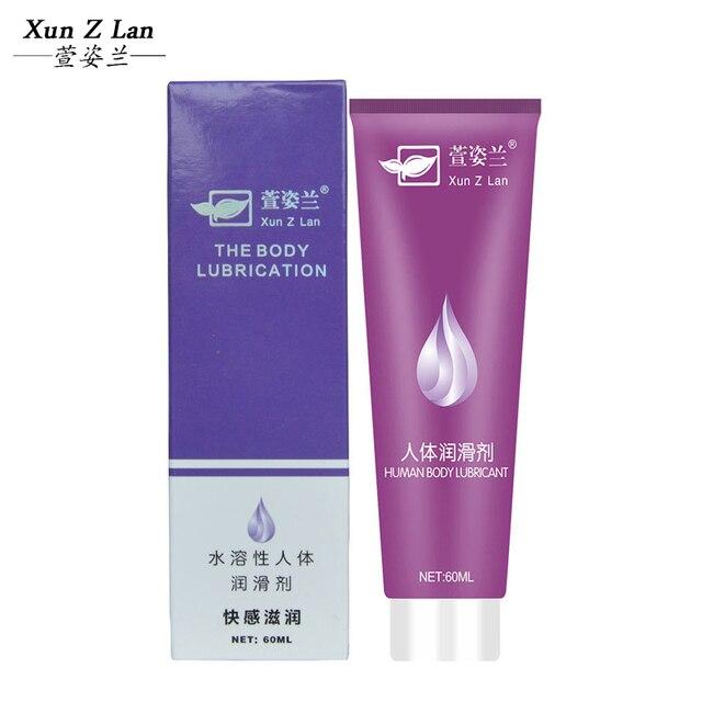 Anal lubrication vaginal