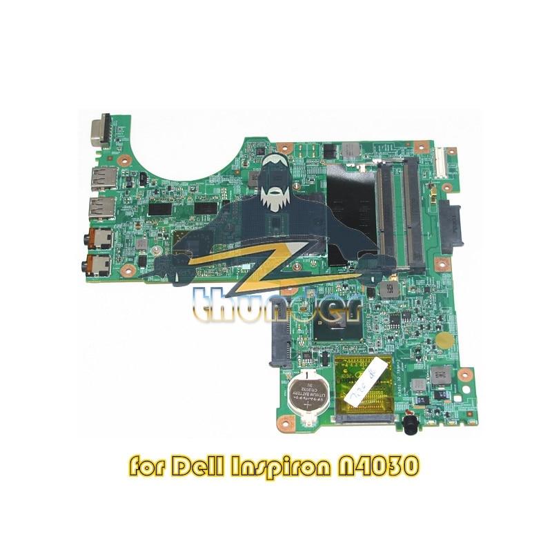 0H38XD 48.4EK01.01M for Dell Inspiron N4030 laptop motherboard hm57 GPU hd5000 ddr3 for dell for inspiron n4030 laptop motherboard cn 0h38xd 0h38xd h38xd 48 4ek01 01m 100% tested good