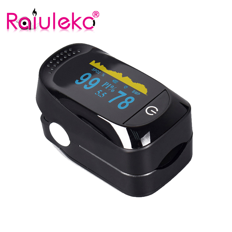 New Update Oximetro Fingertip Pulse Oximeter Blood Oxygen SpO2 Measurement OLED Display Digital Test Oxygen Saturation hot sale mini spo2 fingertip pulse instant read digital oximeter blood oxygen sensor saturation monitor meter