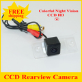 Factory Promotion Waterproof night vision car rear view camera for vw touareg/tiguan/polo/passat B5