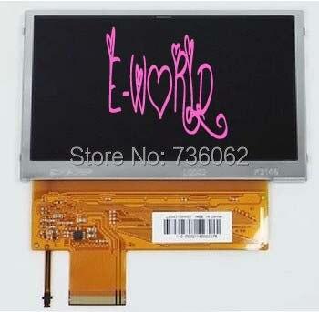 Ecran LCD d'origine pour SONY PSP 1000 1001 1002 1003 1004 série livraison gratuite