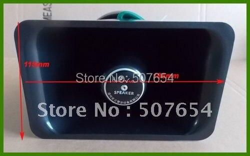 ФОТО High quality 150W Auto speaker,bugle,car horn, siren speaker(6ohm, sound pressure:120-130db)