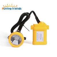 10pcs Lot Safety Miner Lamp KL6LM B P LED Miner Cap Lamp Mine Light Lithium Battery