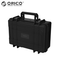 ORICO Dual Bay 3 5 Inch Hard Drive Protection Case Water Proof Shock Proof Dust Proof