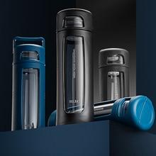Портативный термостойкий стеклянный внутренний бак бутылка фильтр из нержавеющей стали Колба для офиса путешествия чай кофе стаканы для сока колбы BPA бесплатно