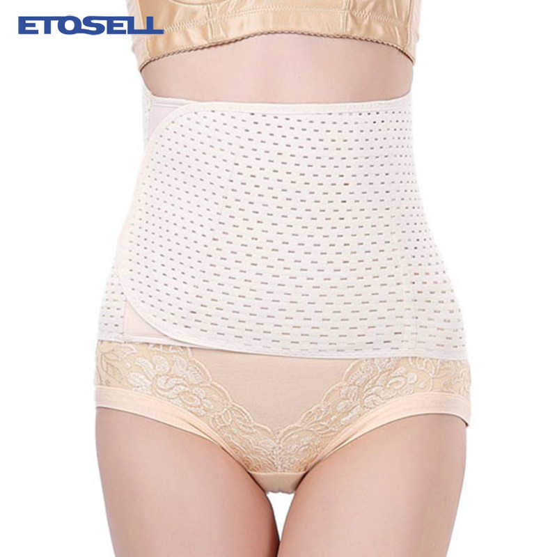 Women's Body Shapers Sticky Design Intimates Slimming Belt Waist Trainers Girdle Firm Control Corsets Shaperwears Waist Cinchers