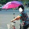 Вращающаяся прогулочная коляска-зонтик с креплением для зонта из нержавеющей стали