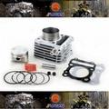 150CC nova 62 MM Big Bore Kit para SUZUKI GN125 GS125 WJ125 Motocicleta modificação Necessária, frete Grátis!