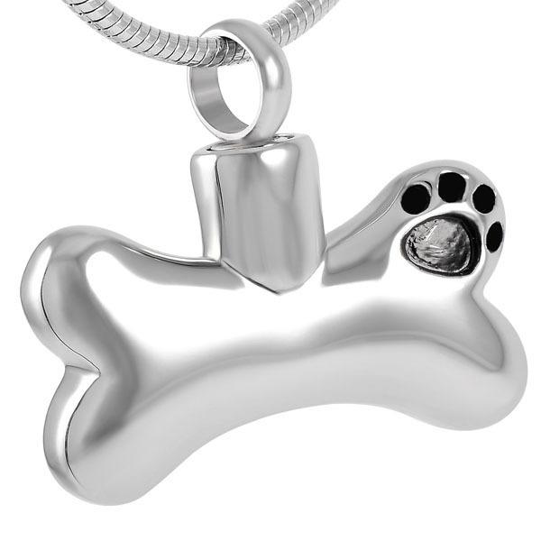 Memorial Bone Urn Necklace