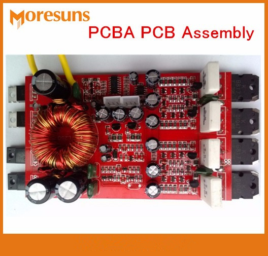 Free Ship FR4 HASL/ENIG Single Side PCB/ Double Side PCB/Muts
