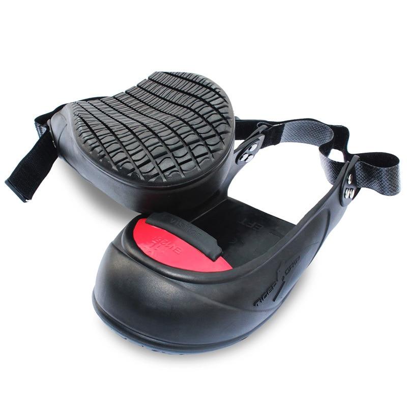 ФОТО Men working boot safety shoes flat boot steel toe & anti samshing anti slip Autumn Winter  waterproof of men shoe rubber nonslip