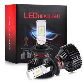 NICECNC T8 H4 H7 H8 H13 9004 9005 9006 9007 9012 LED Headlight Car Light Bulbs Kit Projector Fog light 30W 6500K Auto Headlamp - SALE ITEM Automobiles & Motorcycles