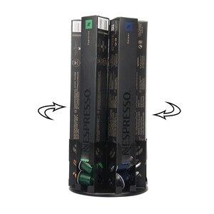 Image 1 - Recapsコーヒーカプセルホルダー収納スタンドディスペンサー機構ネスプレッソカプセルポッド鋳鉄