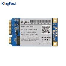 Kingfast F6M high quality internal SATA II III Msata ssd 60GB MLC Nand flash Solid State