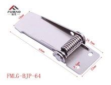 Manufacture Custom lamp retaining spring clip ring for led GU10