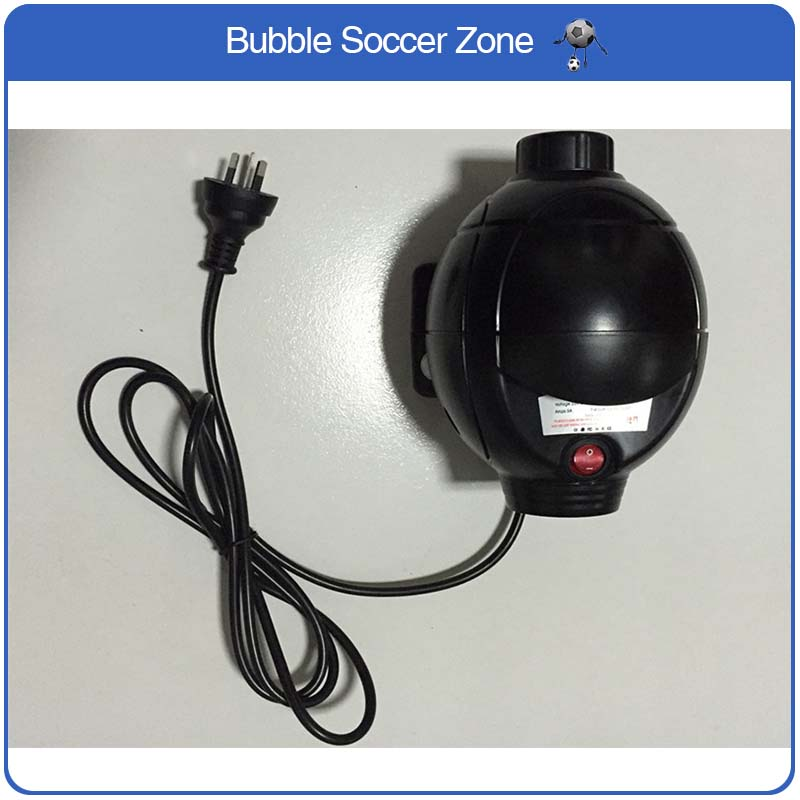Free Shipping 800w AC Electric Air Pump Air Blower Inflator For Inflatable Product Bubble Soccer Ball Pump For Air Track