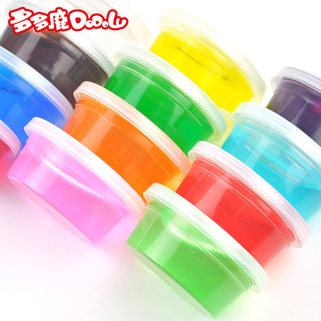 Aliexpress.com : Buy DoDoLu 2*50g/box Colors Clay Non toxic ...