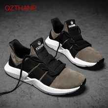 Popular Fashion Casual Sneakers for Men Brand Breathable Krasovki Footwear Walking Men Flats Male Shoes Adult Zapatos Hombre цена