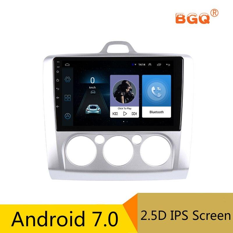 9 Android Voiture DVD Multimédia Lecteur GPS Pour ford focus 2 3 2006 2007 2008 2009 2010 2011 audio voiture radio stéréo navigateur