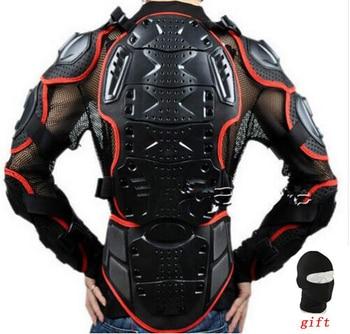 ¡Novedad! chaqueta protectora de Motocross con protección de armadura para motocicletas, Protector de pecho y espalda para Motocross, ropa protectora, pantalones de dos colores