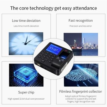 Biometric Fingerprint Access Control - RFID