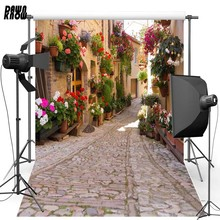 6x10ft Seamless Vinyl cloth Photography Background No wrinkle Washable Oxford Backdrops Flage backgrounds for photo studio цены