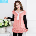 Plus Size XL Nursing Clothes for Pregancy Breastfeeding Tops for Pregnant Women Long Sleeve Maternity Clothes