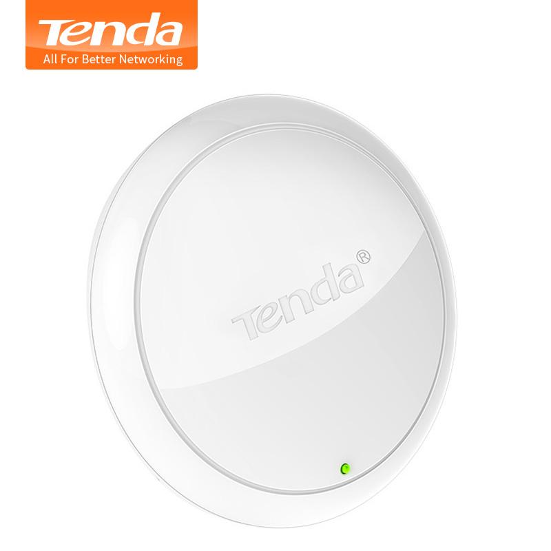 Prix pour Tenda i9 300 Mbps Plafond Sans Fil WiFi Points D'accès, AP, 802.11b/g/n WiFi Routeur, intérieur AP pour 300m2 Couverture WiFi, 20 Utilisateurs, POE