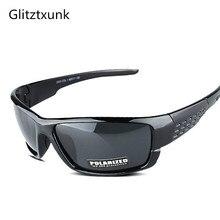 Glitztxunk 2018 nueva marca de gafas de sol polarizadas deportivas para  hombres y mujeres gafas de sol para conducir al aire lib. 335c9e457f57