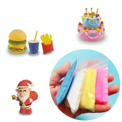 20 г Air Drying DIY мягкий фимо полимерная Лепка 3D пушистая Пена DIY мягкий хлопок слизистый Пластилин Playdough детские игрушки