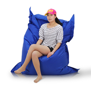 Image 5 - عالية الجودة أريكة بنمط حقيبة الفول غطاء 140x180 كراسي مقاوم للماء مقعد أثاث غرفة المعيشة سرير كسول تاتامي (لا يتم تضمين ملء)