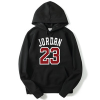 2017 Brand JORDAN 23 Men Sportswear Fashion brand Print Men hoodies Pullover Hip Hop Mens tracksuit Sweatshirts Delivery Quickly