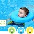 Mambobaby bebé no necesitan inflable flotante anillo de seguridad de alta calidad alrededor del cuello redondo juguete anillo flotante piscina del bebé
