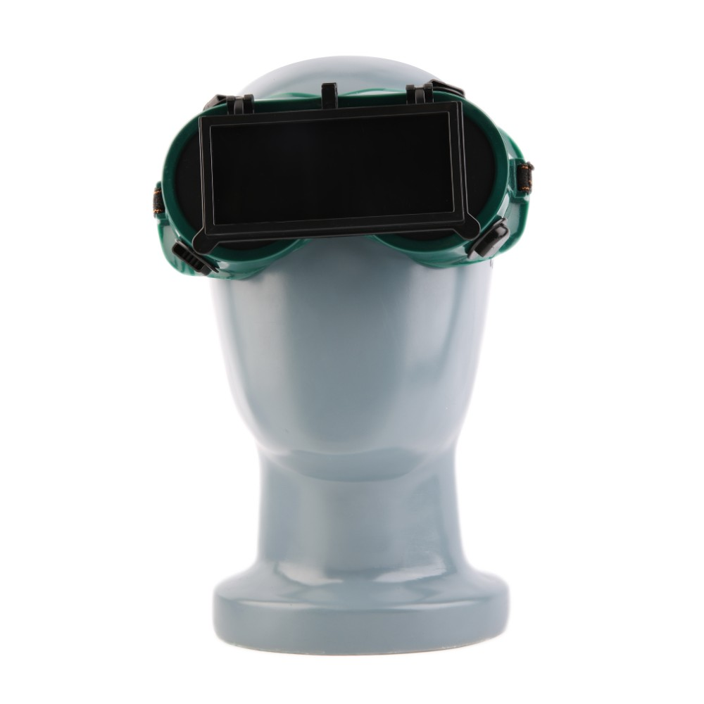 Welding Goggles With Flip Up Lenses And Easily Adjustable Headband For Soldering And Cutting 14